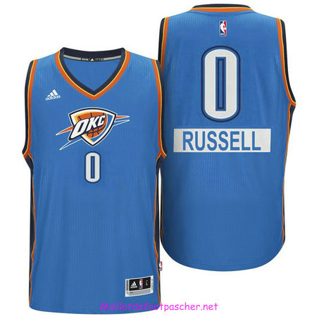 Russell Westbrook, OKC - Christmas Day
