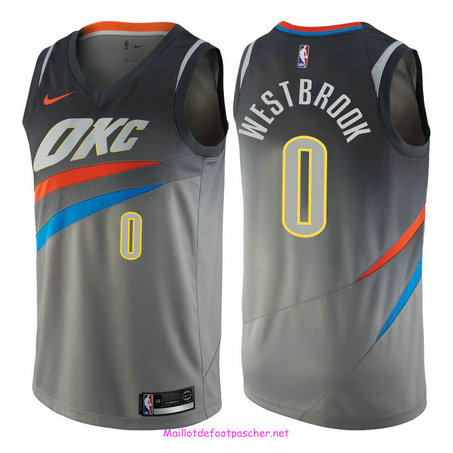 Russell Westbrook, Oklahoma City Thunder - City Edition