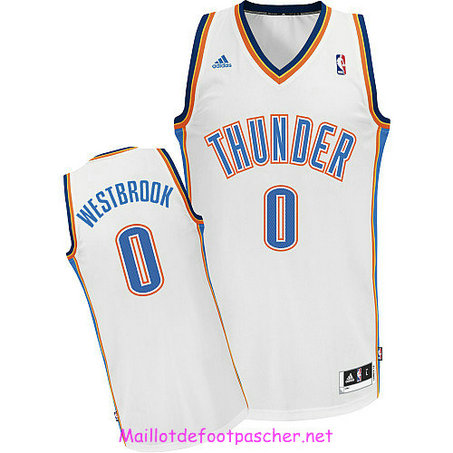 Russell Westbrook, Oklahoma City Thunder [Blanco]