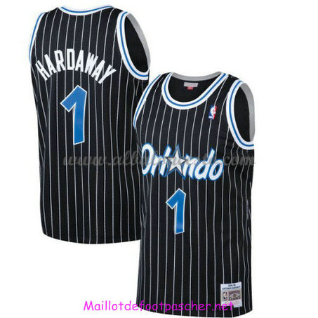 Penny Hardaway, Orlando Magic - Noir