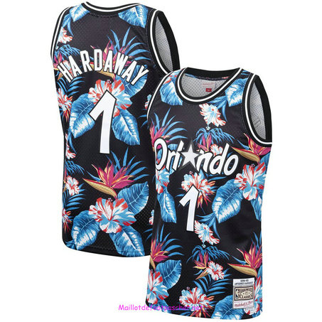 Penny Hardaway, Orlando Magic - Mitchell & Ness Floral Pack