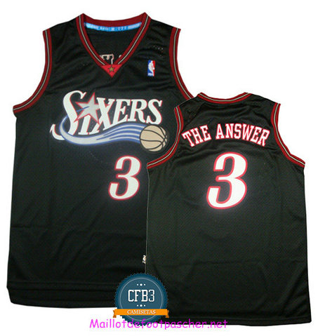 Allen Iverson 'The Answer', Philadelphia 76ers