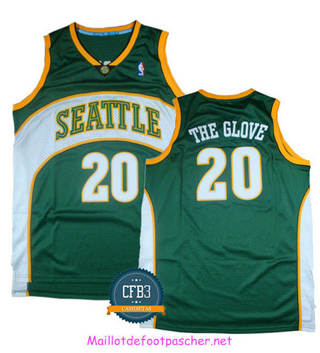Gary Payton 'The Glove', Seattle SuperSonics