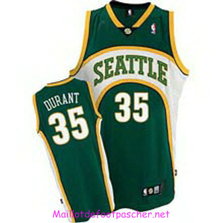 Kevin Durant, Seattle SuperSonics [Verde]