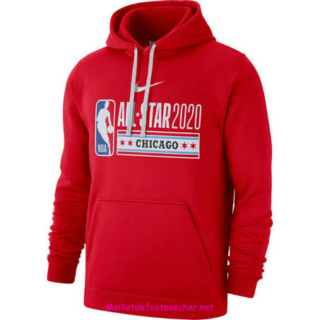 Sweat A Capuche Chicago All-Star 2020