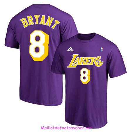 Maillot Los Angeles Lakers - Violet