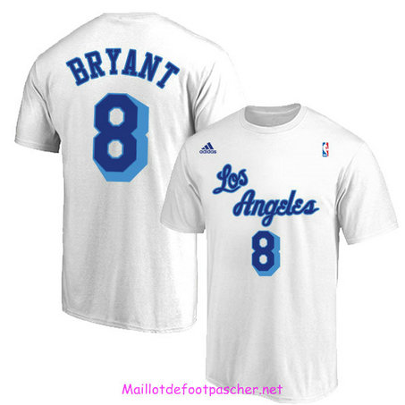 Maillot Los Angeles Lakers - Blanc